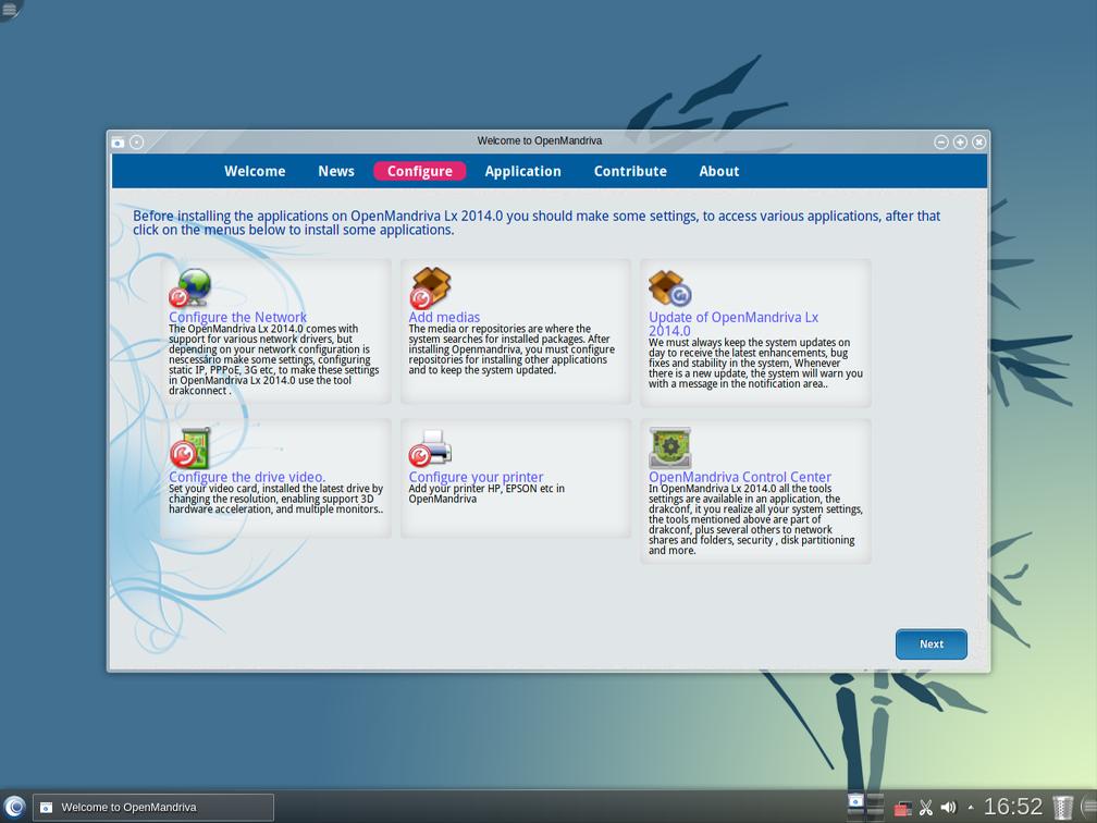 OpenMandriva 2014 RC1 está disponible! 20140418223454-aa919a0b-la