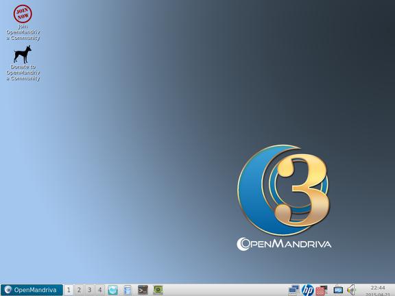 OpenMandriva Lx 3 Alpha